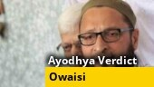 Ayodhya case final verdict: Owaisi says SC is supreme but not infallible