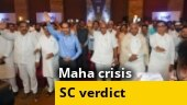 Maha sarkar twist: SC verdict on Maharashtra floor test today