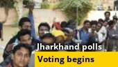 Jharkhand Assembly polls: Voting for 1st phase begins