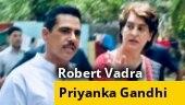 Robert Vadra reacts on security breach at Priyanka Gandhi's residence