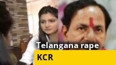 Telangana rape-murder victim's family slams KCR; Vikram debris found on moon; more