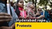 Hyderabad rape-murder case: Nationwide protests erupt demanding justice