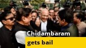 Congress welcomes SC verdict on Chidambaram bail, Singhvi calls it light after long tunnel
