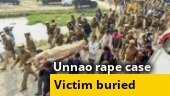 Unnao rape victim gets buried amid tight security cover in village