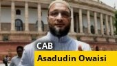 Amit Shah will be in the league of Hitler, David Ben-Gurion: Asaduddin Owaisi