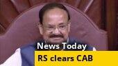 Rajya Sabha clears Citizenship Amendment Bill; SC to hear 18 Ayodhya review pleas tomorrow; more