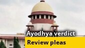 Supreme Court dismisses all Ayodhya verdict review petitions