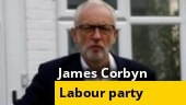 Jeremy Corbyn to step down as leader of Labour party