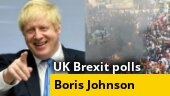 Boris Johnson heading for victory in UK's Brexit election, anti-CAB protests, more