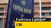 IIT student Fathima Latheef's suicide case referred to CBI