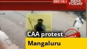 EXCLUSIVE | CCTV footage shows how violence erupted in Mangaluru during CAA protest