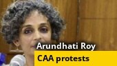 Give wrong names and addresses for NPR: Arundhati Roy
