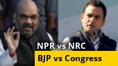 Politics of hypocrisy by Congress or BJP hiding NPR-NRC link?