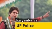 UP Police manhandled me, says Priyanka Gandhi