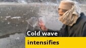 Severe cold wave grips North India, mercury dips further in Delhi