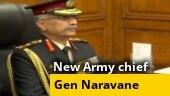 Watch: General Manoj Mukund Naravane takes charge as 28th Army Chief