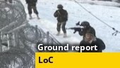 Watch: How Indian Army guards LoC in minus 20 degrees Celsius