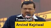 Watch townhall with Arvind Kejriwal