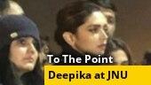 Deepika Padukone's JNU visit: Brave move or PR stunt?