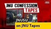 JNUSU reacts to JNU Tapes, ABVP disowning attacker