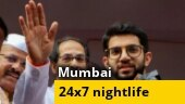 BJP, MNS oppose 24x7 nightlife in Mumbai