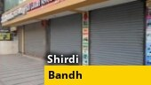 Bandh in Shirdi after Uddhav sparks birthplace row, Sai Baba temple open