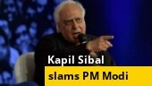 Pariksha Pe Charcha: Kapil Sibal's 'manufactured degree' taunt at Modi