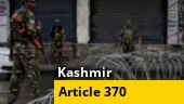 Article 370 pleas in Supreme Court; Centre's J&K outreach; more