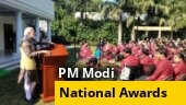 I get inspiration from you: PM Modi to children who won national awards