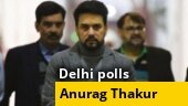 Delhi polls: Congress to file complaint with EC against Anurag Thakur for provocative slogans