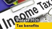 Union Budget 2020: Decoding tax benefits