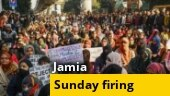 Fresh firing reported outside Jamia on Sunday night, none injured