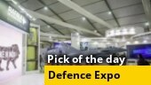 Image of the day: War machines on display at Defence Expo