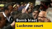 Three injured in blast in Lucknow court premises