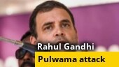 Rahul Gandhi questions Modi govt on Pulwama attack anniversary