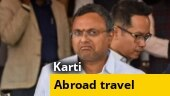 SC allows Karti Chidambaram to travel abroad for tennis tournament