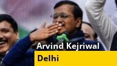 Ramlila Maidan decked up for swearing-in ceremony of Arvind Kejriwal