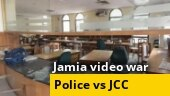 Jamia video war: Police, students release new footage on December 15 violence