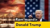 Ram temple trust meet today, No trade deal during Trump's India visit, more