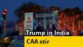 All eyes on Donald Trump's India visit, CAA stir, more
