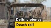 Death toll in Delhi violence crosses 40