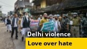 India rises above hate in wake of Delhi violence