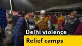 Rains add to woes of Delhi riot victims in relief camps