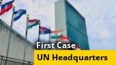 Philippines diplomat first coronavirus case at UN headquarters