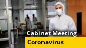 Key cabinet decision taken over coronavirus crisis