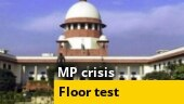 MP political crisis: Supreme Court orders floor test by 5 pm tomorrow