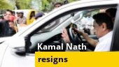 Kamal Nath resigns as Madhya Pradesh CM before floor test