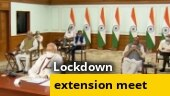 PM discusses Covid-19 crisis with CMs, lockdown likely to be extended