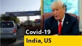 Delhi-Noida border sealed; Trump blocks green cards; more
