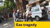 Visakhapatnam gas leak: People faint on streets, scores suffer from breathlessness
